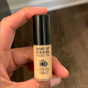 2/$15🌸Make-Up Forever Mini Cover Foundation -Y245